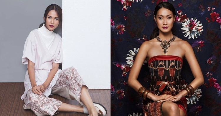 Adu gaya Iko & Jesslyn, wakil Indonesia di Asia's Next Top Model