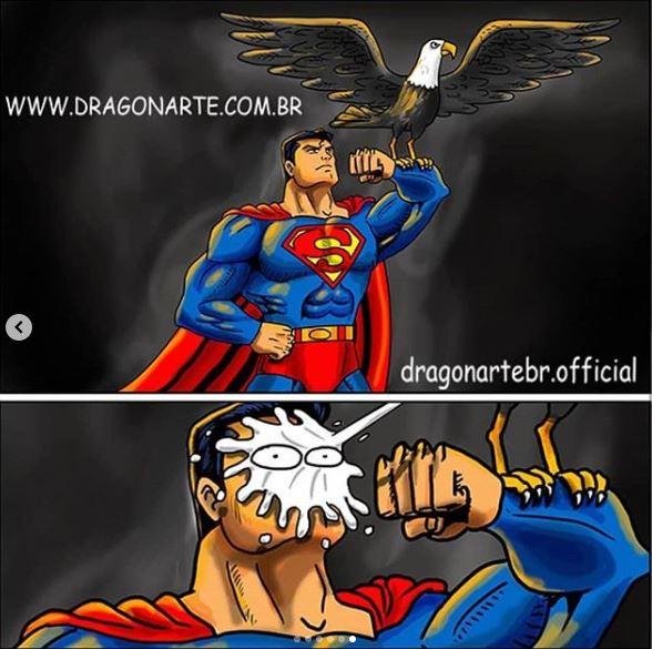 komik superhero ngenes istimewa