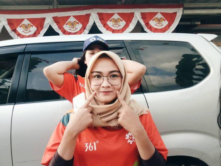 13 Relawan cantik Asian Games 2018, selalu menebar senyum ramah
