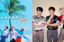10 Gaya GTI, boyband K-Pop yang tenar usai cover Lagi Syantik & Sayang