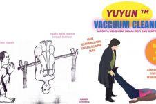 10 Editan poster lawas ini bikin pesannya jadi absurd, gagal paham deh