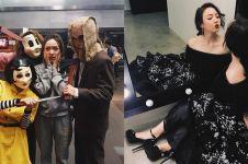 7 Momen kocak Jannine Weigel, si cantik yang cover lagu Meraih Bintang
