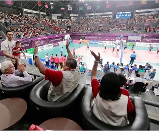 sby nonton asian games © 2018 brilio.net