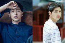 Lama tak muncul, begini 9 gaya Song Joong-ki di pemotretan terbaru