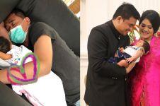 Jadi orangtua baru, ini 7 momen Bobby Nasution momong Sedah Mirah