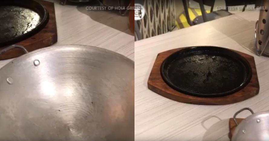 Restoran ini sediakan makanan kosong untuk para hantu, serem abis