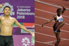8 Selebrasi paling ikonik sepanjang Asian Games 2018
