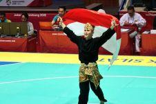 Mantap jiwa, pencak silat sumbang emas ke-25 untuk Indonesia