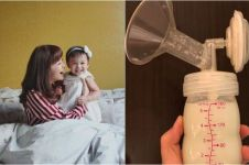 7 Tips cara menyapih bayi ala Chelsea Olivia, bisa dicoba tuh