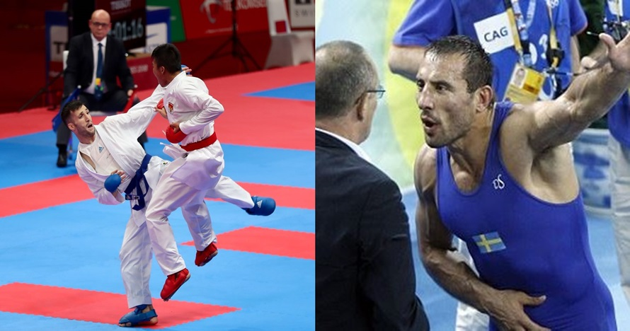 4 Kisah atlet tidak terima hasil pertandingan, ada yang buang medali