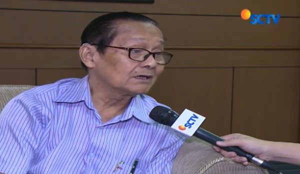 Mantan Anggota Dewan Pers Sabam Leo Batubara meninggal dunia