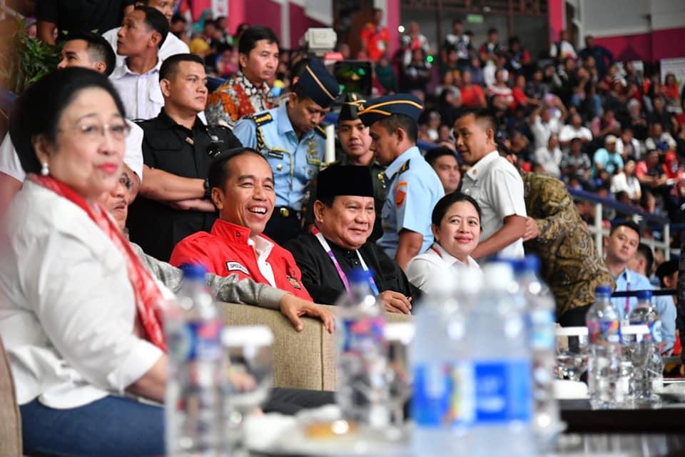 Ini kata CdM Indonesia soal prestasi kontingen Indonesia, bikin bangga