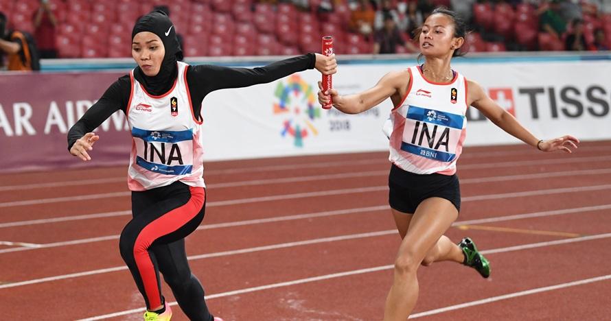 Jadwal Indonesia di Asian Games 30 Agustus, atletik potensi raih emas