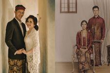 Klasik abis, begini prewedding 10 pasangan seleb bergaya tradisional