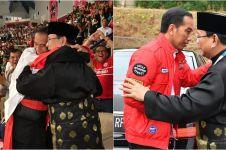 Sandiaga blak-blakan, ini yang dirasakan lihat Jokowi-Prabowo pelukan