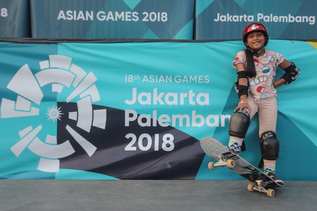 Gagal raih medali, pernyataan atlet termuda AG 2018 ini bikin salut