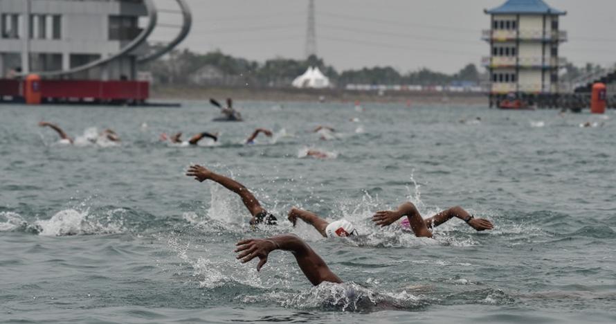 Jadwal Indonesia di Asian Games 31 Agustus, berharap emas triathlon