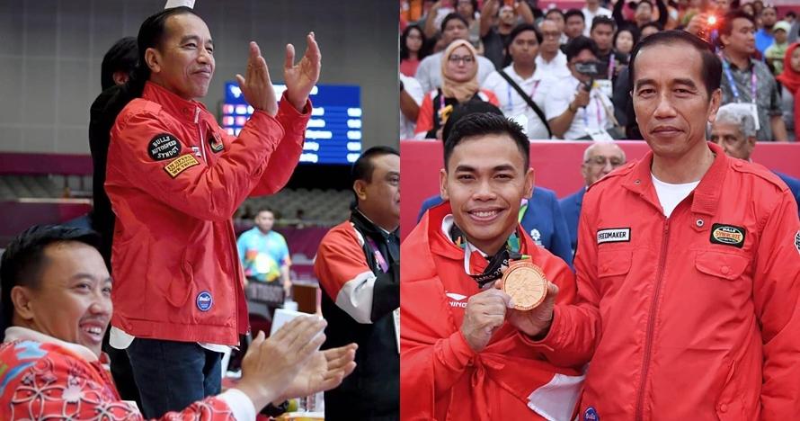 Raihan medali emas melebih target, begini instruksi Jokowi soal bonus