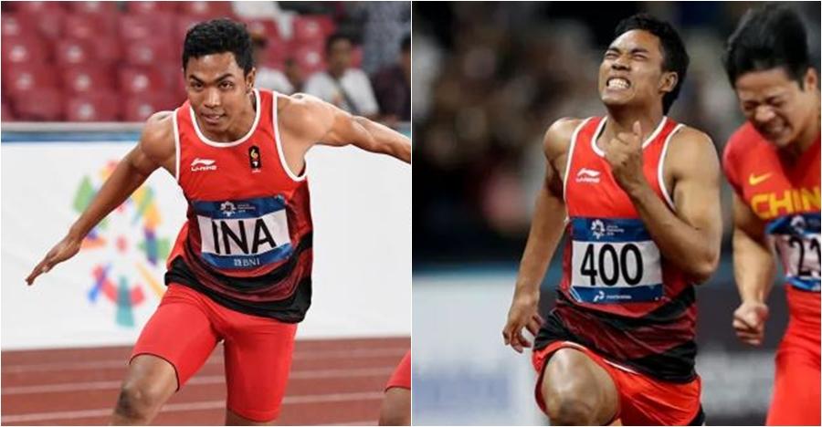 Penjelasan Zohri kenapa kalah di 100 m & bisa raih perak di 4x400 m