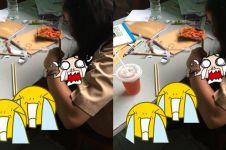 Kreatif, cara murid SMA ini simpan makanan di dalam kelas bikin ngakak
