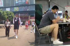 9 Momen Yao Ming di Asian Games 2018, postur tubuhnya bikin melongo