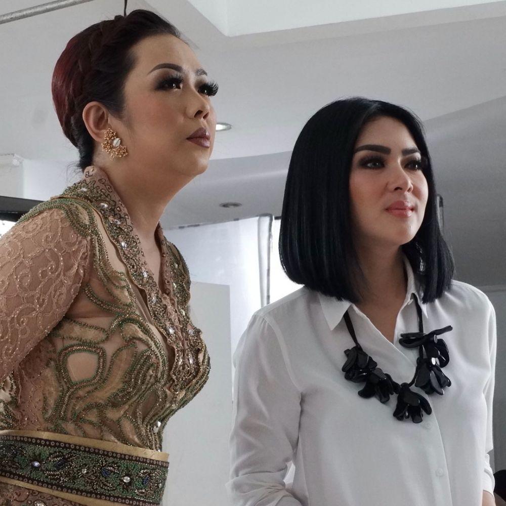 soimah & syahrini © 2018 brilio.net