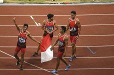 Tak terekspos, 3 atlet lari Indonesia ini sama jasanya dengan Zohri