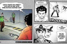 6 Komik strip 'Masuk Pak Eko' ini kocaknya bikin pengen lempar obeng