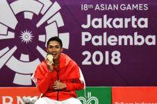 Jojo raih emas bagi Indonesia, perlakuan dari warganet ini bikin geram