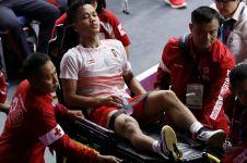 Perjuangan 12 atlet hingga cedera di Asian Games ini bikin angkat topi
