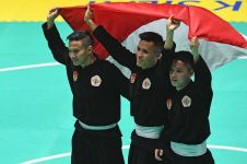 Ini tradisi unik atlet silat usai borong emas, bikin angkat 2 jempol