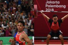 7 Kisah haru atlet raih medali Asian Games dari keluarga kurang mampu
