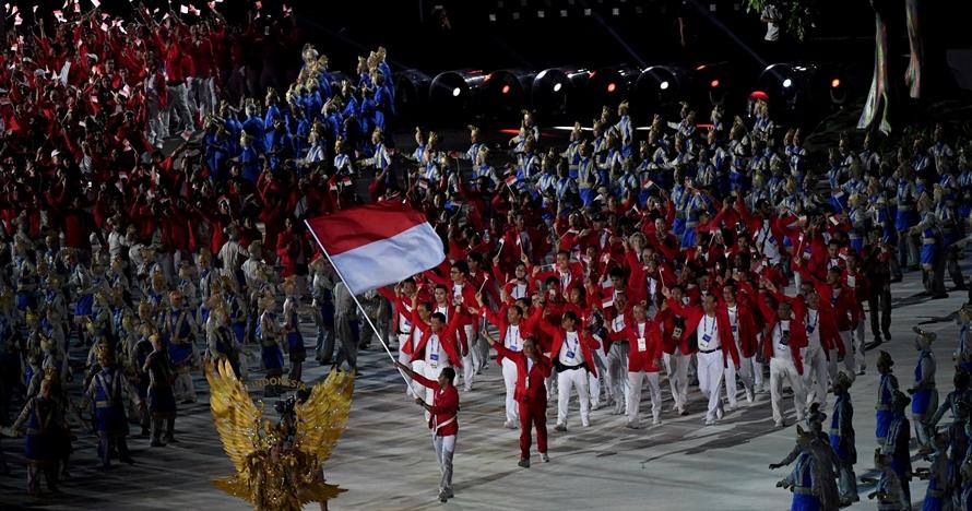 Bikin bangga, 8 rekor yang dipecahkan Indonesia di Asian Games 2018