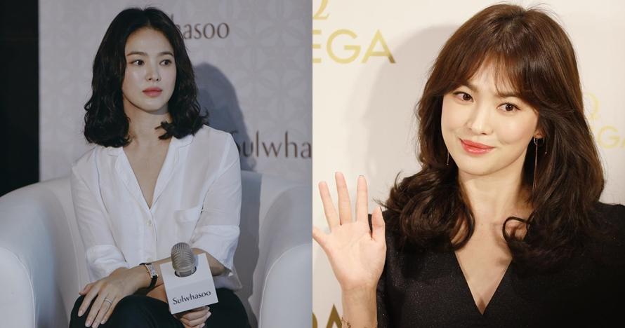 Comeback, begini 8 potret penampilan Song Hye-kyo untuk drama terbaru