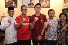 Disambut Gubernur Jakarta, ini 7 momen penyambutan Jonatan Christie