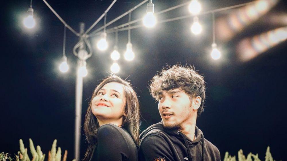 Kemesraan Syifa dan Megan  © 2018 brilio.net