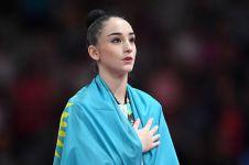 Gudangnya cewek cantik, ini pesona 5 atlet Kazakhstan bak bidadari