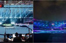Yuk intip 5 potret panggung Closing Ceremony Asian Games 2018