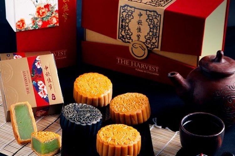 Jelang Mooncake Festival, brand kue top ini hadirkan 4 varian baru