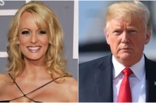 10 Fakta Stormy, bintang porno yang akui jadi selingkuhan Donald Trump