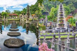 Tirta Gangga, taman indah & tersembunyi di ujung timur Pulau Dewata