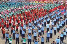 Wow, TNI pecahkan rekor MURI tari Gemu Famire dengan ribuan peserta