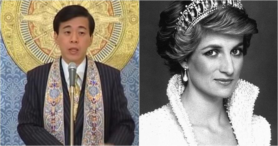 Ahli spiritual ini mengaku berbicara dengan arwah Lady Diana, serem