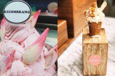 7 Varian rasa gelato unik, dari kecombrang hingga tempe