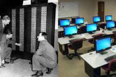 13 Potret laboratorium komputer dari masa ke masa, semakin minimalis