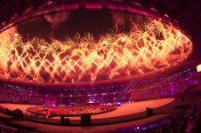 Dipakai acara penutupan Asian Games, begini kondisi rumput Stadion GBK