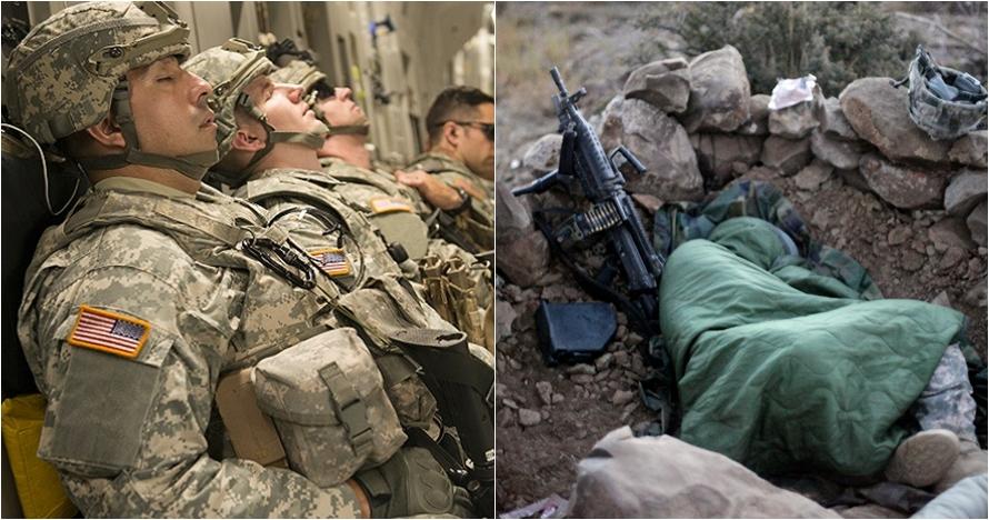 Susah tidur? Yuk ikuti tips cepat tidur dalam 2 menit ala militer