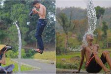 10 Karya foto 'water freezing' karya anak bangsa ini kece abis