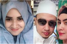Tak kalah cantik dari Kartika Putri, 8 potret mantan istri Habib Usman