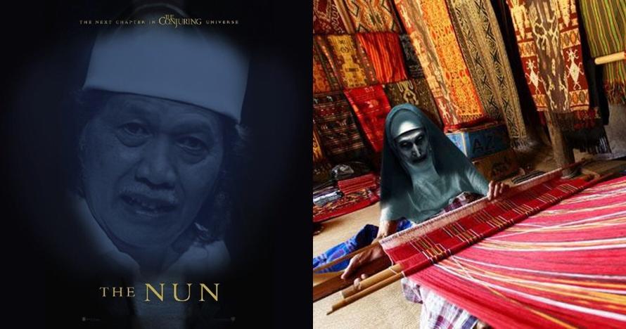 10 Meme film The Nun ini kocaknya bikin gagal serem